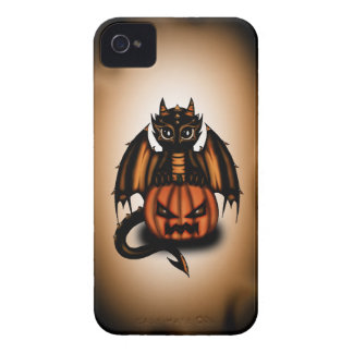 Halloween Dragon iPhone 4 Covers