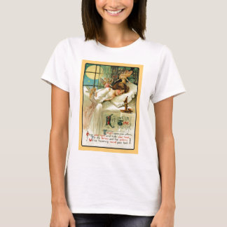 Halloween Dreams with Fairies T-Shirt