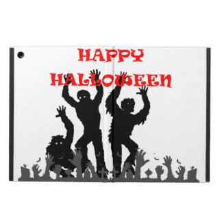 Halloween drooling zombie Ipad case