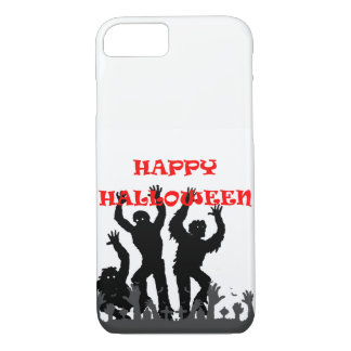 Halloween drooling zombie Iphone 8/7 case