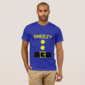 Halloween Dwarf Party Costume T-Shirt