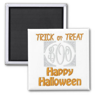 Halloween (Embroidered-Look) Magnet