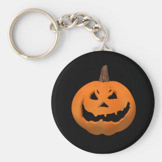 Halloween: Evil Jack-O-Lantern: Key Chain