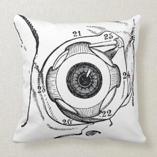 Halloween Eyeball Pillow