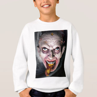 Halloween Face in a Cauldron Sweatshirt