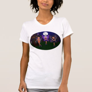 Halloween Faeries The Hallow Sisters T-shirt