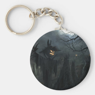 Halloween Field of Death Key Chains