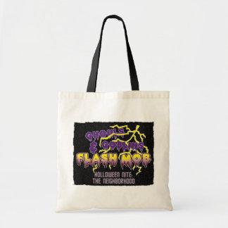 Halloween Flash Mob Budget Tote Budget Tote Bag