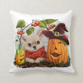 Halloween for Chihuahuas Cushion