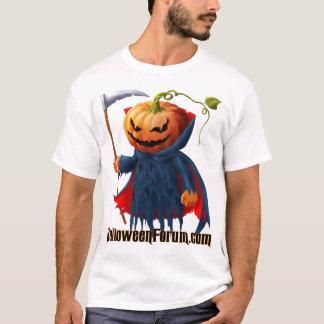 Halloween Forum 2010 Design - Front T-Shirt