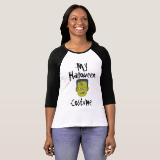 Halloween Frankenstein Shirt