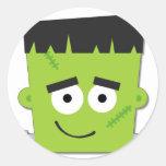 Halloween Frankenstein T-shirts and Gifts Sticker