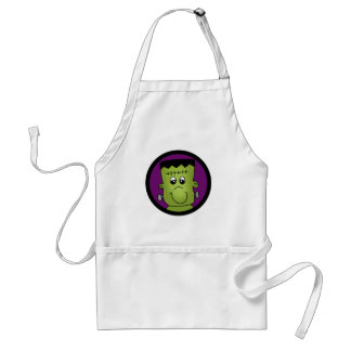 Halloween Frankie Tshirts and Gifts Standard Apron