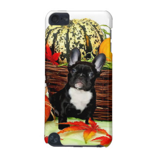 Halloween French bulldog ipod touch case