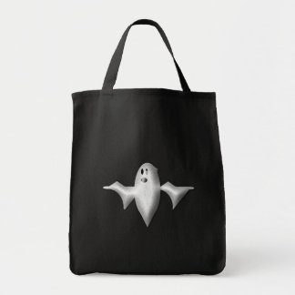 Halloween Ghost Canvas Bag
