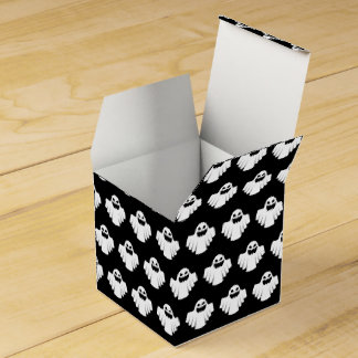 Halloween Ghost Cartoon Illustration 07 Favour Box