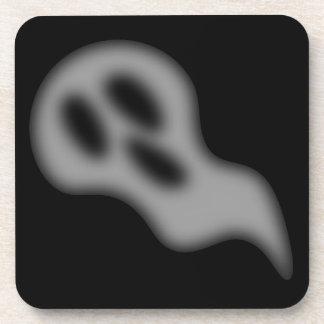 Halloween Ghost Cork Coaster