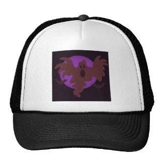 Halloween Ghost Trucker Hat