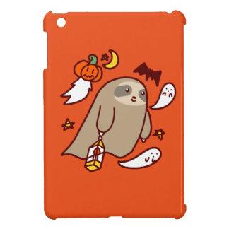 Halloween Ghost Sloth iPad Mini Cases