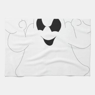 Halloween Ghost Tea Towel