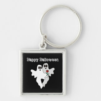 Halloween Ghosts Keychain