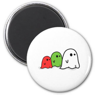 Halloween Ghosts Magnets