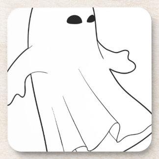 Halloween Ghoul Beverage Coaster