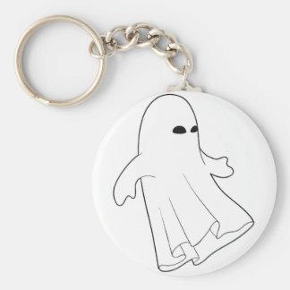 """Halloween Ghoul"" Keychain"