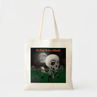 Halloween Ghoul Budget Tote Bag