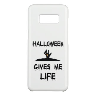Halloween Give Me Life Scary Zombie Skeleton Grave Case-Mate Samsung Galaxy S8 Case