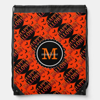 Halloween Goodie Bag Drawstring Bags