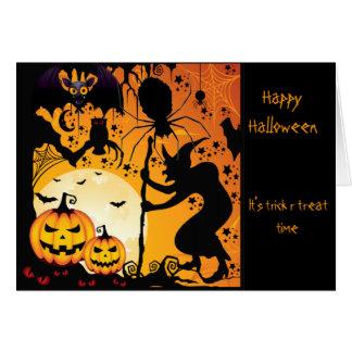 Halloween greetings_ greeting cards