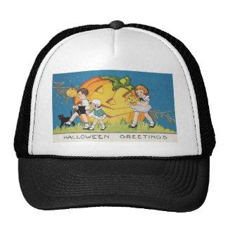 Halloween Greetings Hat
