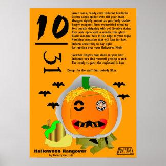 Halloween Hangover Poster