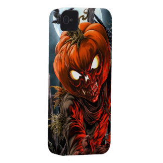 Halloween Harvester iPhone 4 Case