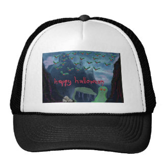 Halloween Trucker Hats