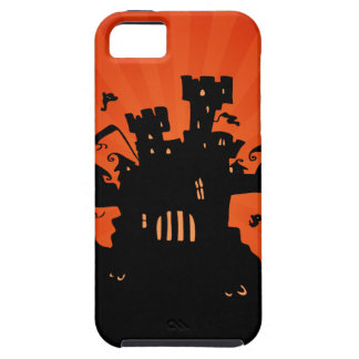 Halloween Haunted Castle iPhone 5 Cover
