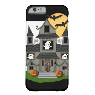 Halloween Haunted House Barely There iPhone 6 Case