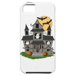 Halloween Haunted House iPhone 5 Cases