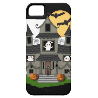 Halloween Haunted House iPhone 5 Cases