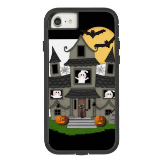 Halloween Haunted House Case-Mate Tough Extreme iPhone 8/7 Case