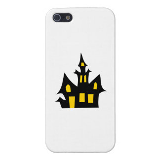 Halloween Haunted House iPhone 5 Covers
