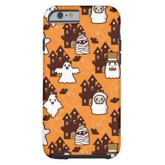Halloween Haunted Houses Tough iPhone 6 Case