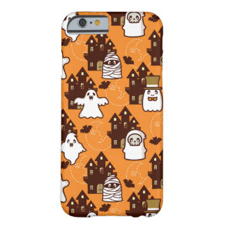 Halloween Haunted Houses Barely There iPhone 6 Case