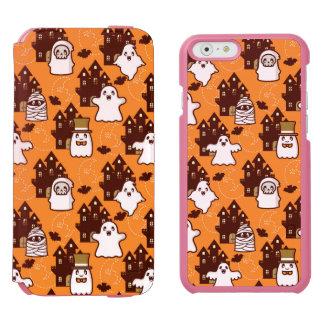 Halloween Haunted Houses Incipio Watson™ iPhone 6 Wallet Case