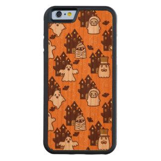 Halloween Haunted Houses Cherry iPhone 6 Bumper Case