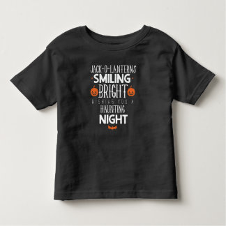 Halloween Haunting Toddler T-Shirt