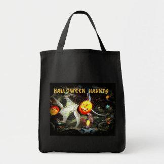 Halloween Haunts Customize Tote Bag
