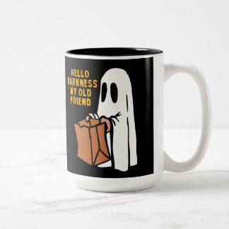 Halloween Hello Darkness Mug