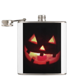 Halloween Hip Flask